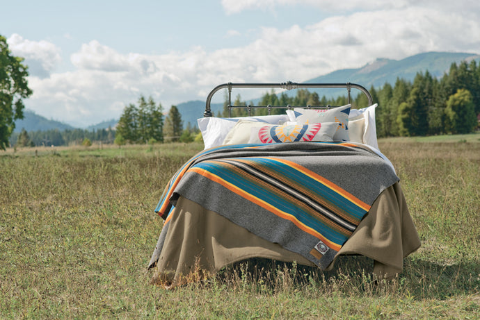 Introducing the Olympic National Park Blanket