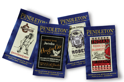 Pendleton Mill Tribute Series ends with last Racine blanket