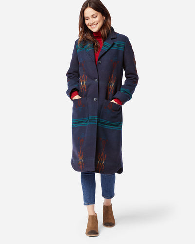 Saddle Mountain Coat