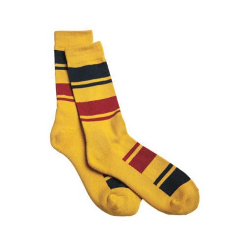 National Park Crew Sock - Yellowstone