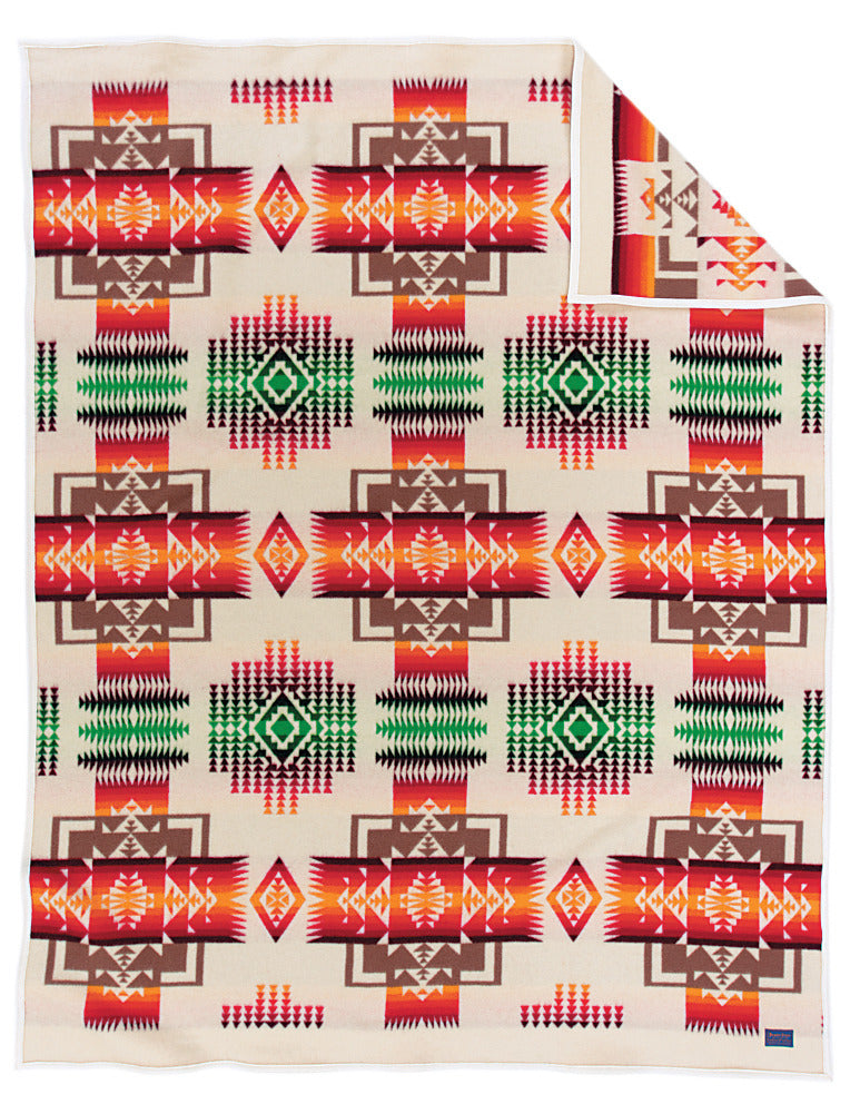 Chief Joseph Blanket - Ivory