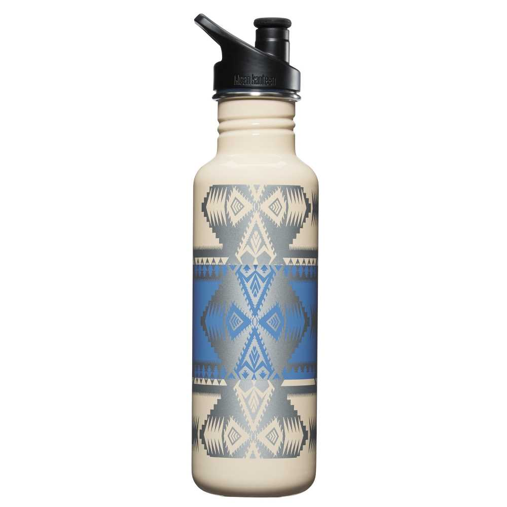 Kleen Kanteen Water Bottle - Silver Bark