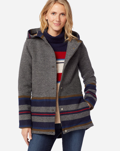 Yakima Camp Stripe Parka