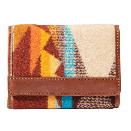 Trifold Wallet - Crescent Butte