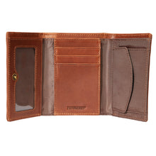 Trifold Wallet - Redtop