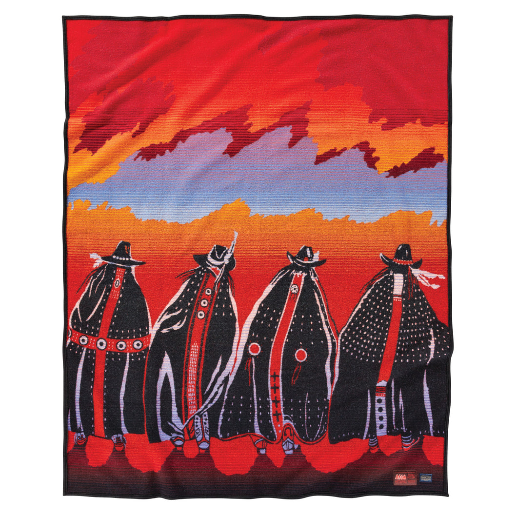 Legendary Blanket - Rodeo Sisters