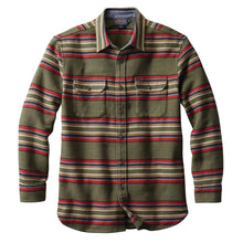 Camp Stripe Overshirt