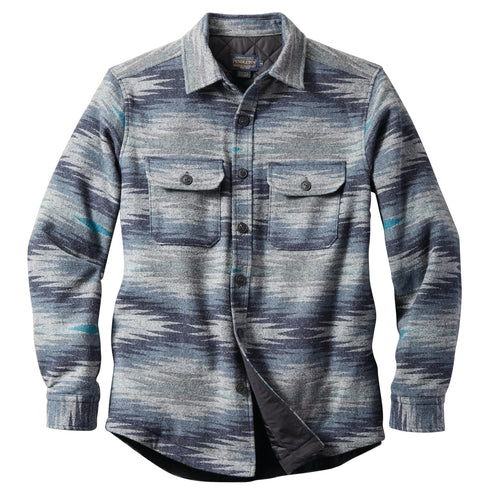 Magic Valley CPO Jacket - Blue