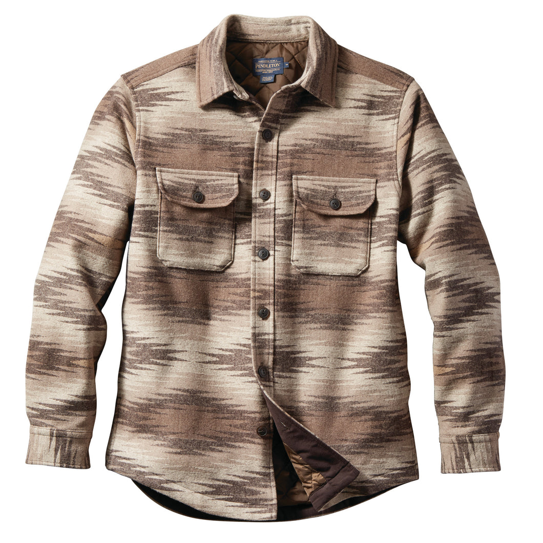 Magic Valley CPO Jacket - Brown