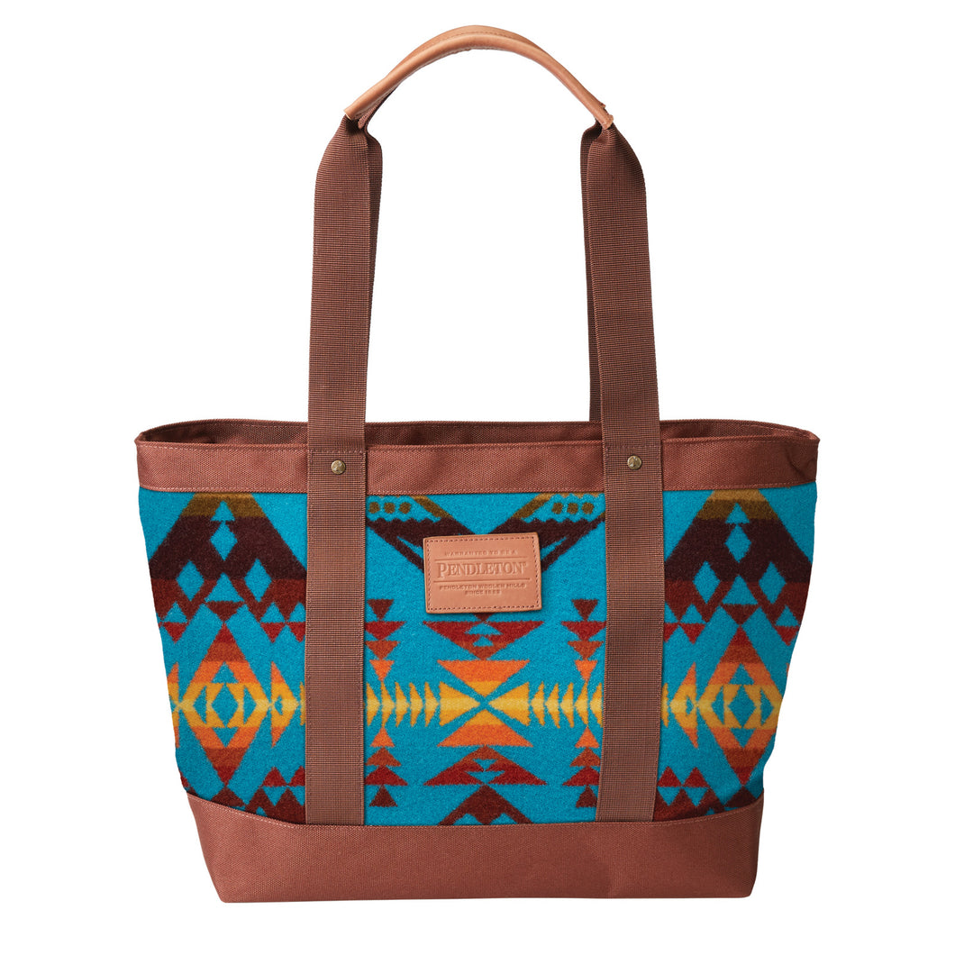 Zip Tote - Diamond Peak