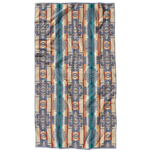 PRE ORDER Chief Joseph Beach Towel - Slate