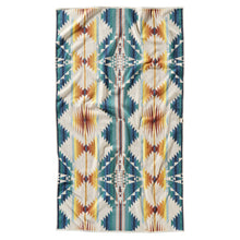 PRE-ORDER Jacquard Beach Towel - Falcon Cove Sunset