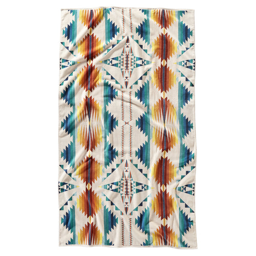 Jacquard Beach Towel - Falcon Cove Sunset