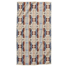 Chief Joseph Beach Towel - Rosewood