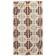 PRE-ORDER Chief Joseph Beach Towel - Rosewood