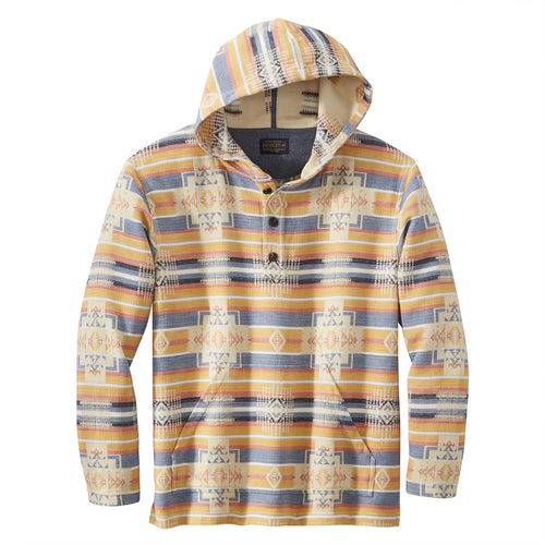 Beach Hoody - Chief Joseph Tan