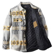 Quilted Shirt Jacket - Rancho Arroyo