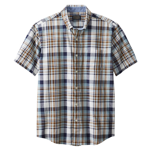 SS Madras - Blue Multi Plaid
