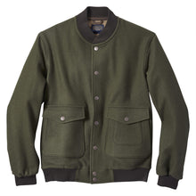 Snap Front Jacket - Shelter Bay