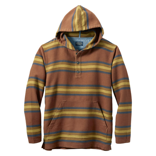 Driftwood Hoody - Red Camp Stripe
