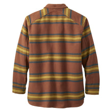 Driftwood Shirt - Red Camp Stripe
