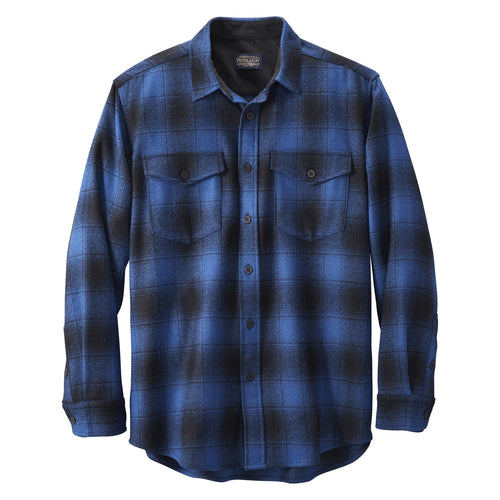 Guide Shirt - Blue / Black