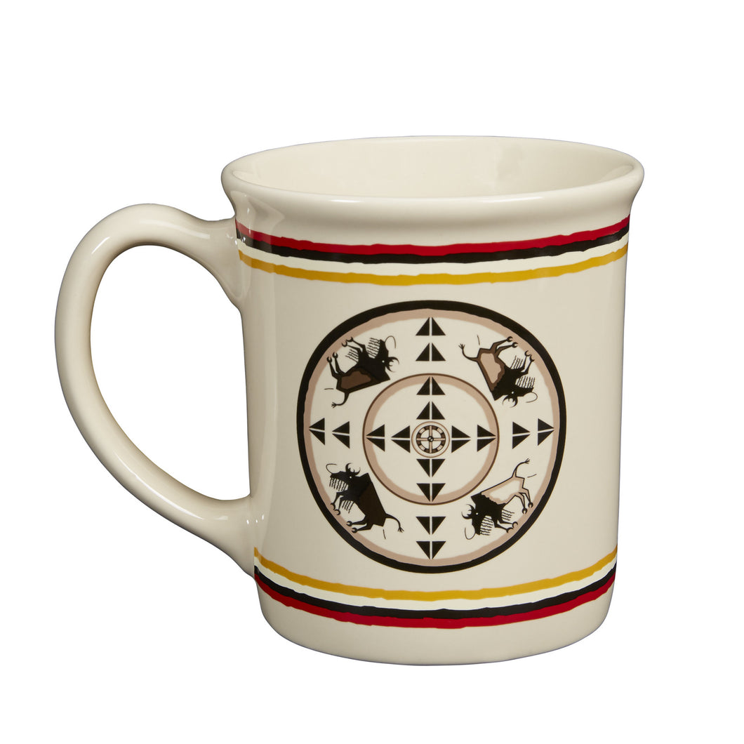Legendary Mug - Buffalo Nation