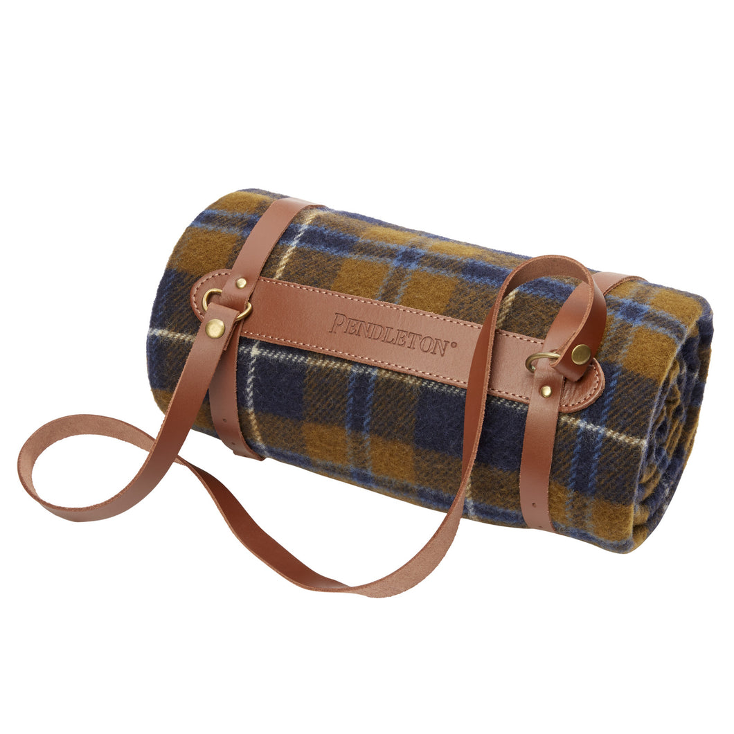 Carry Along Motor Robe - Douglas Tartan