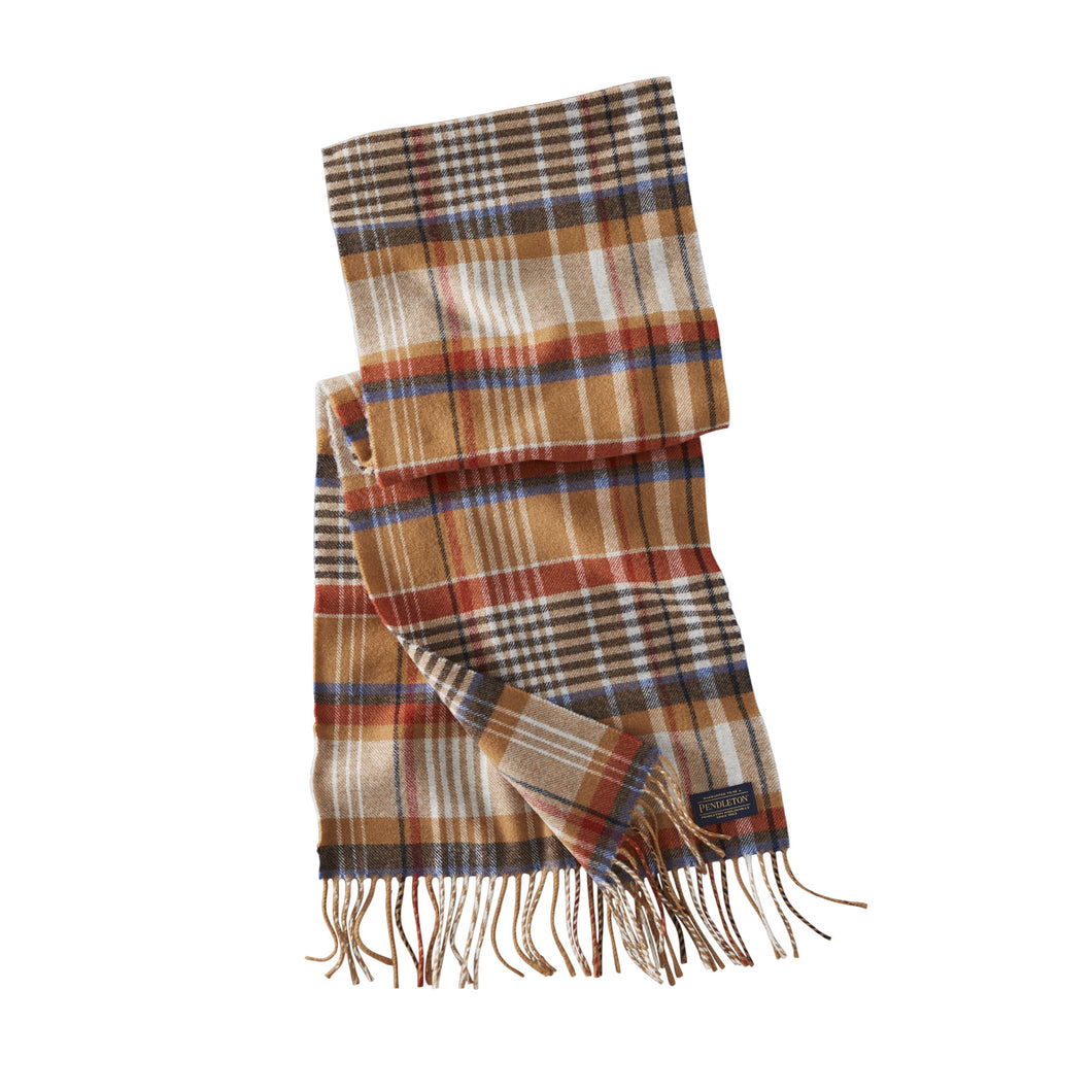Plaid Scarf - Camp Plaid