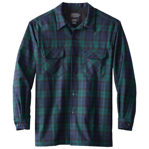 Board Shirt - Black Watch Tartan
