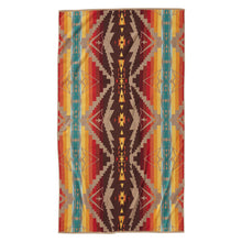 Jacquard Beach Towel - Sierra Ridge