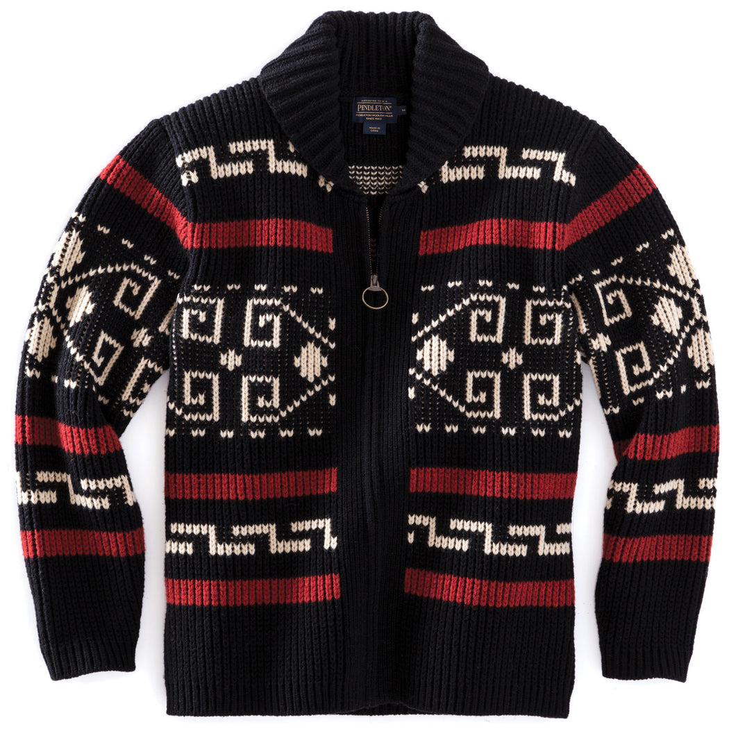 Pendleton The Original Westerley - Black & Cream