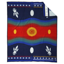 PRE ORDER Jacquard Blanket - Warriors Circle Of Honour