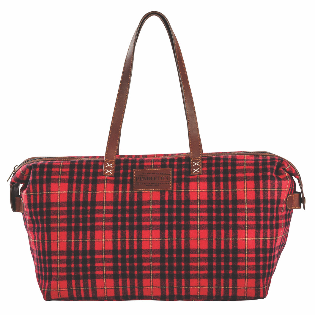 Pendleton Relaxed Gym Bag - Maclan Tartan