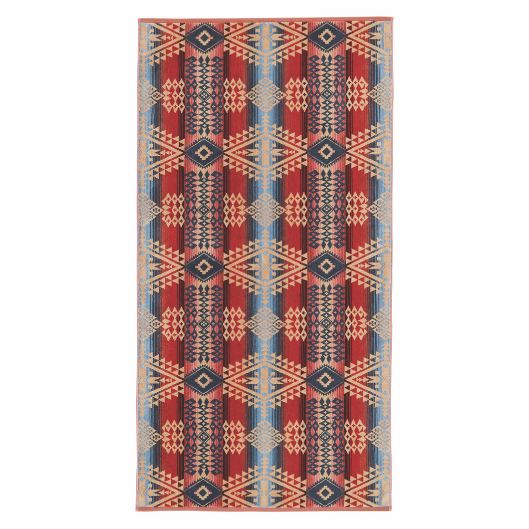 Jacquard Bath Towel - Canyonlands