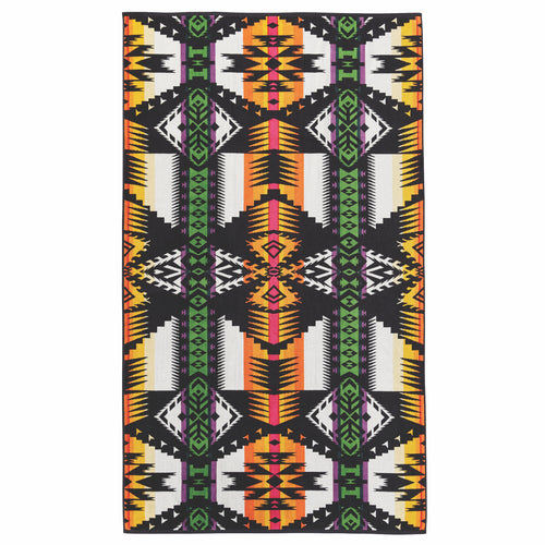 Jacquard Beach Towel - Eagle Rock