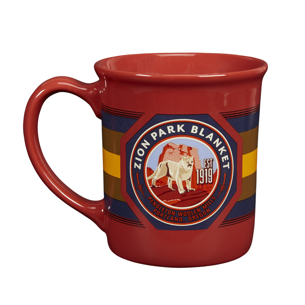 National Park Mug - Zion