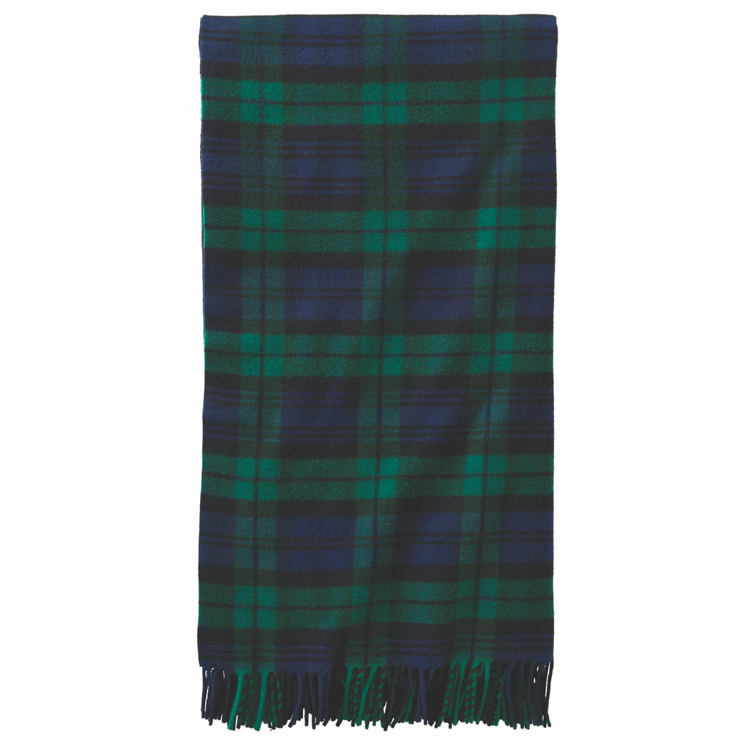 Pendleton 5th Avenue Throw - Black Watch