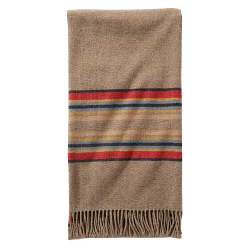 PRE ORDER 5th Avenue Throw - Mineral Umber
