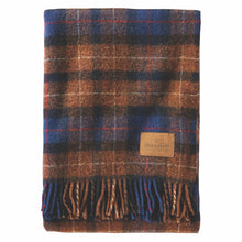 Carry Along Motor Robe - Shelter Bay Plaid