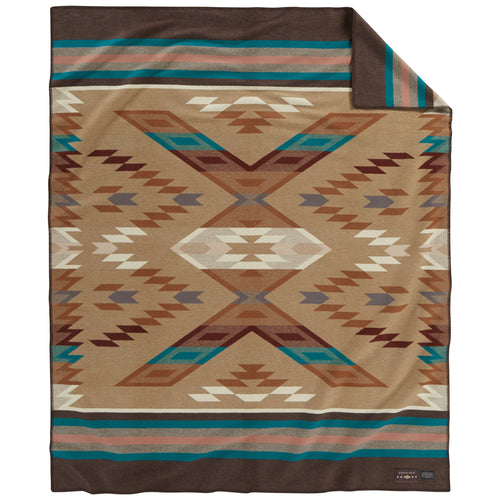 Pendleton Weavers Series Blanket - Roselyn Begay