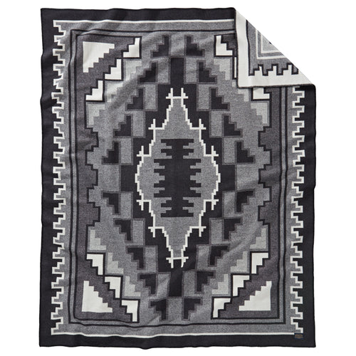 Weavers Series Jacquard Blanket - Mary Henderson