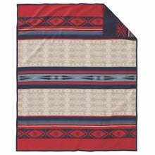 Jacquard Blanket - Big Horn