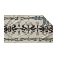 Tuscon Saddle Blanket - Ivory