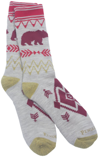 Bear Path Camp Sock