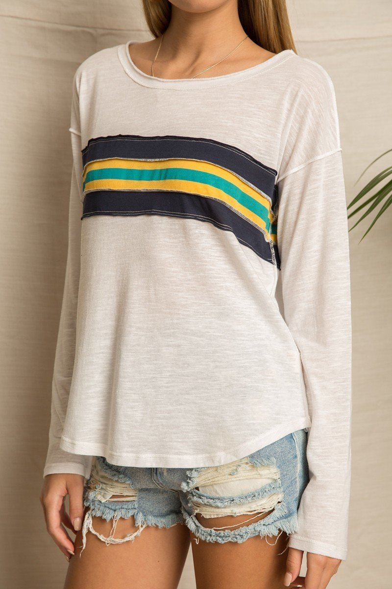 Cotton Boyfriend Jersey