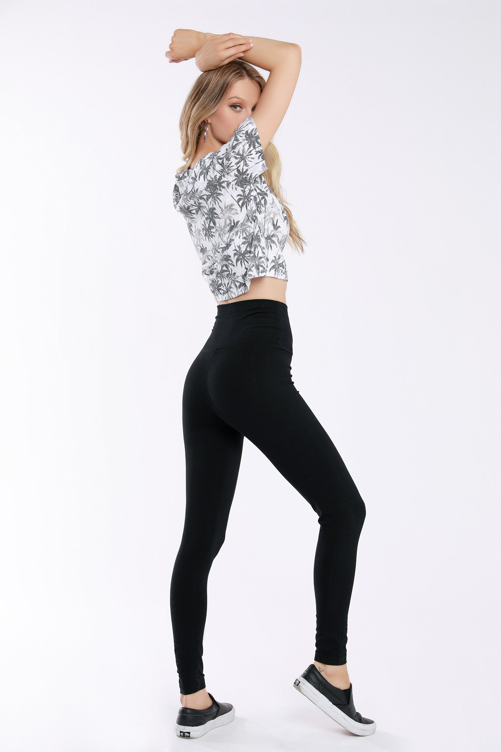 Bobi High-Waisted Leggings
