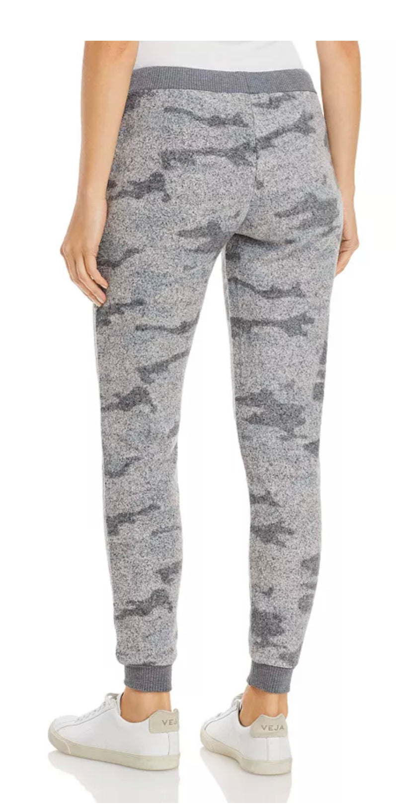 Ultra Soft Grey Camo Joggers