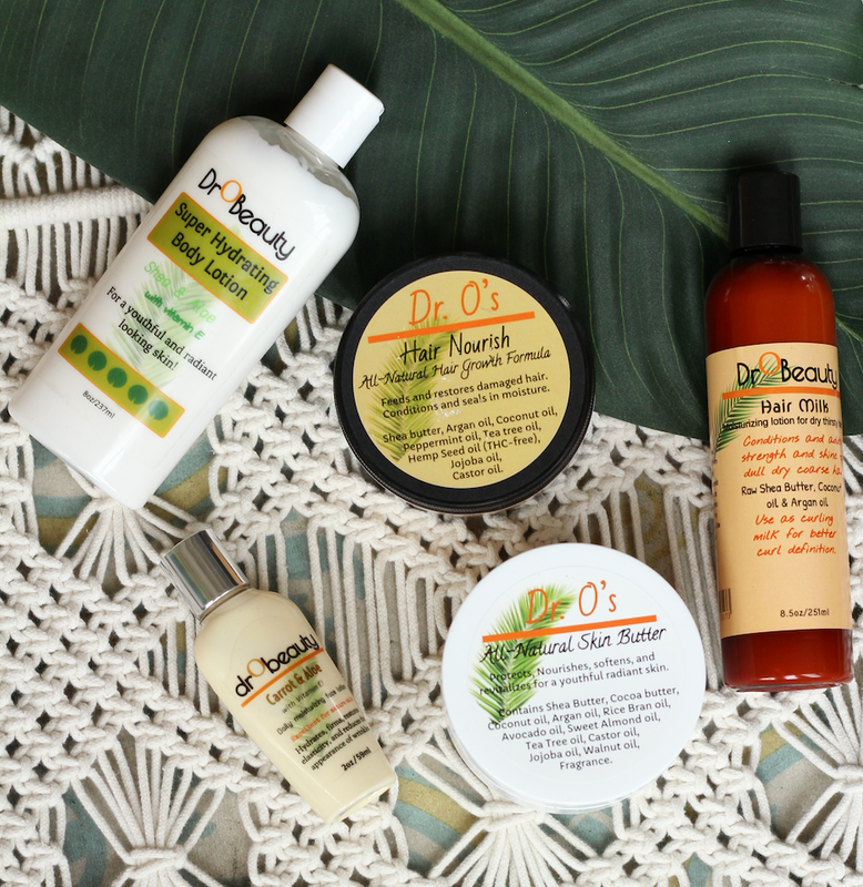 Organic products for your body that have various essential oils, shea butter, cocoa butter, coconut oil, and more!