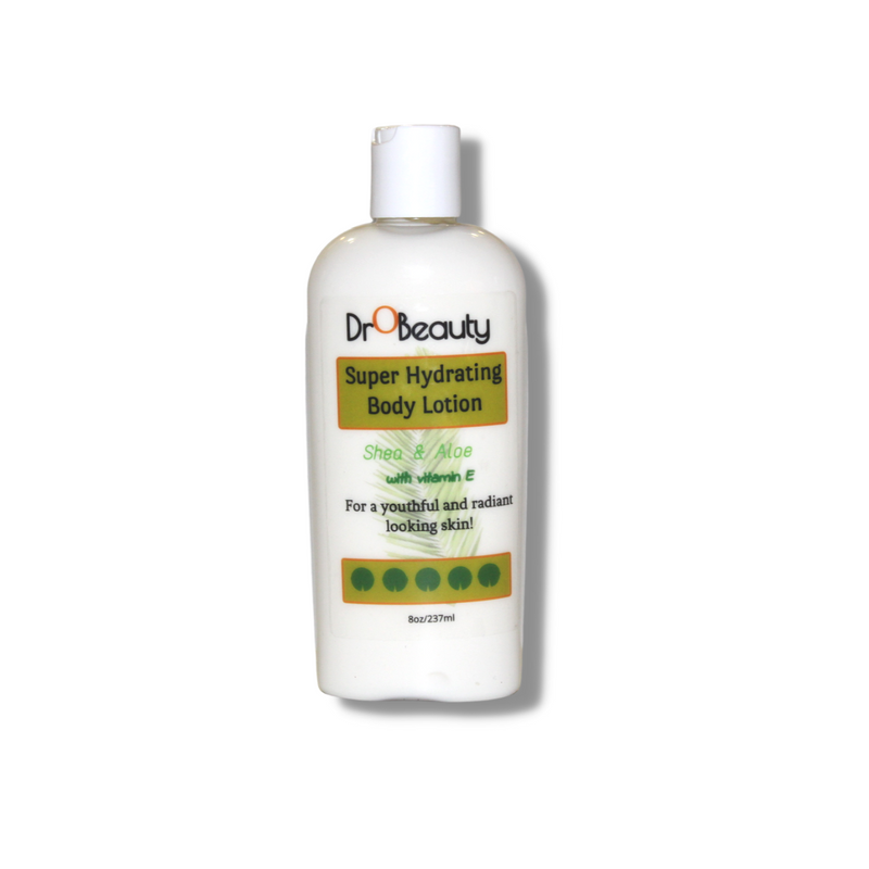 DrOBeauty Hydrating Body Lotion 8oz